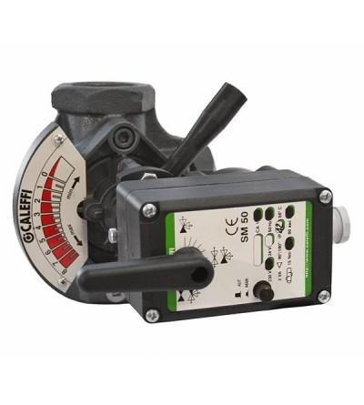 Three-way sector mixing valve caleffi 6120
