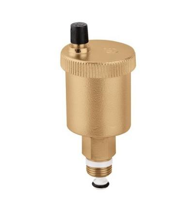 Válvula automática de purga de aire caleffi 502130