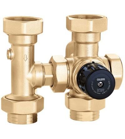 Thermostatic mixing valve caleffi 163