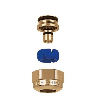 DARCAL - Raccordo a diametro autoadattabile per tubi in plastica, semplice e multistrato 23 p.1,5 caleffi 680
