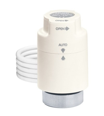 hermo-electric actuator For distribution manifolds CALEFFI 6563
