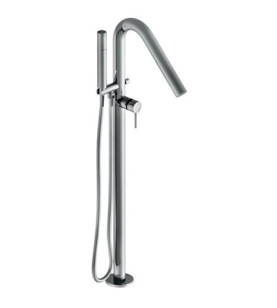 Colonna vasca a pavimento Paini SHOWER POWER 78CR136