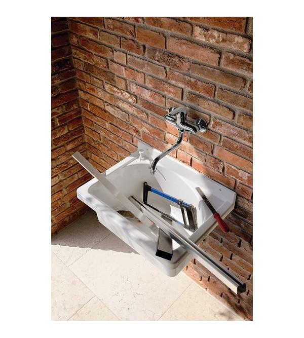 Vasca in materiale termoplastico montegrappa onda 72 - Montegrappa mobili bagno ...