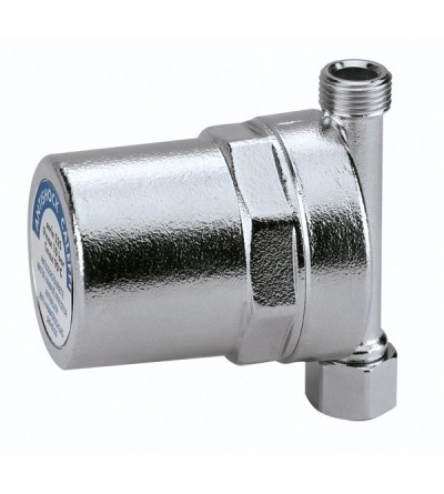 ANTISHOCK - Water hammer arrester for fitting under sinks caleffi 525