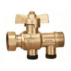 Ball valves with...