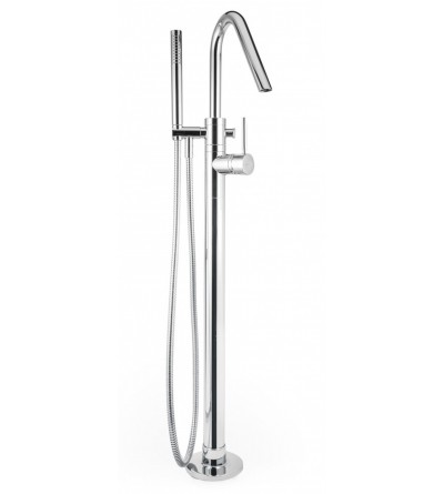 FLOOR SINGLE LEVER BATH MIXER PORTA&BINI FORMA 23102
