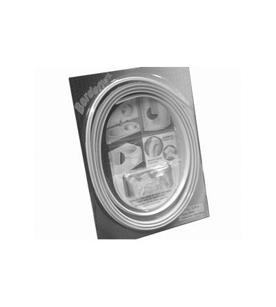 Novellini - Ricambio PRVA2-A - Profilo di finitura bordovasca