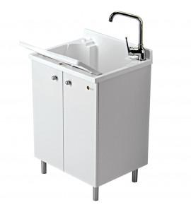Montegrappa lavadero Look One h.85 - 50 x 60 - Blanco