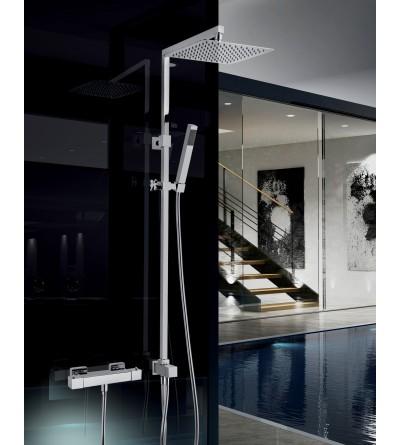colonne de douche sans mitigeur jacuzzi sunset 0IQ00846JA00