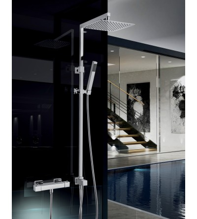 Shower column with out tap jacuzzi sunset 0IQ00846JA00