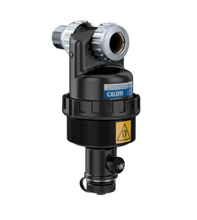 DIRTMAGSLIM® - Defangatore con magnete per installazione sottocaldaia. CALEFFI 545101