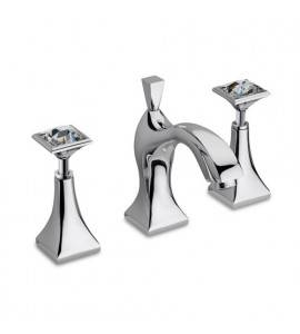 THREE-HOLES BASIN TAP CHIC DIAMANTE EFFEPI 44037