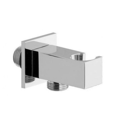 BRASS SHOWER HOLDER PAFFONI ZSUP032