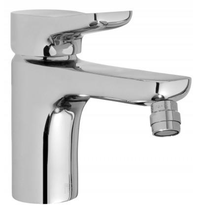 Raf Rubinetterie - Serie L2 - 45F Bidet Mixer with drain