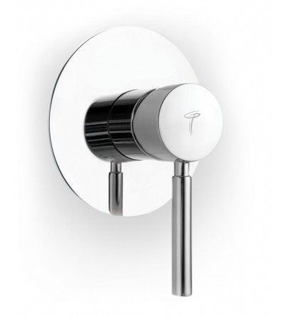 Built-in single-lever shower mixer - POLLINI ACQUA DESIGN JESSY JE601CR