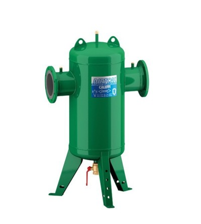 DIRTCAL® - Dirt separator. Flanged connections. Without insulation caleffi 5465