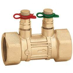 Flow meter socket with...