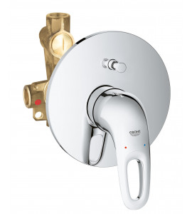 Built-in shower mixer Grohe Eurostyle New - 33637003