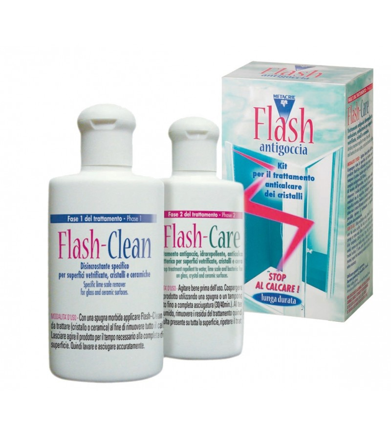 Flash Antigoccia - Kit...