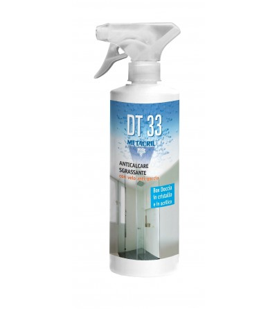 cleaner with anti-limestone protective action Metacril 07000501