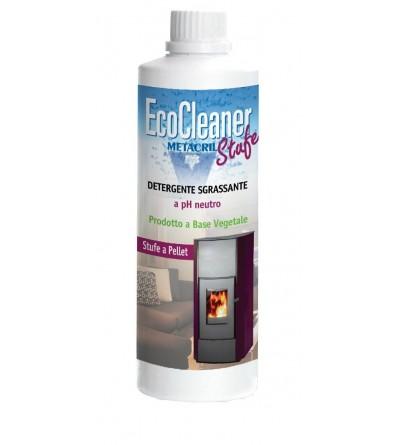 Detergente sgrassante per vetri stufa pellet Metacril 15500501