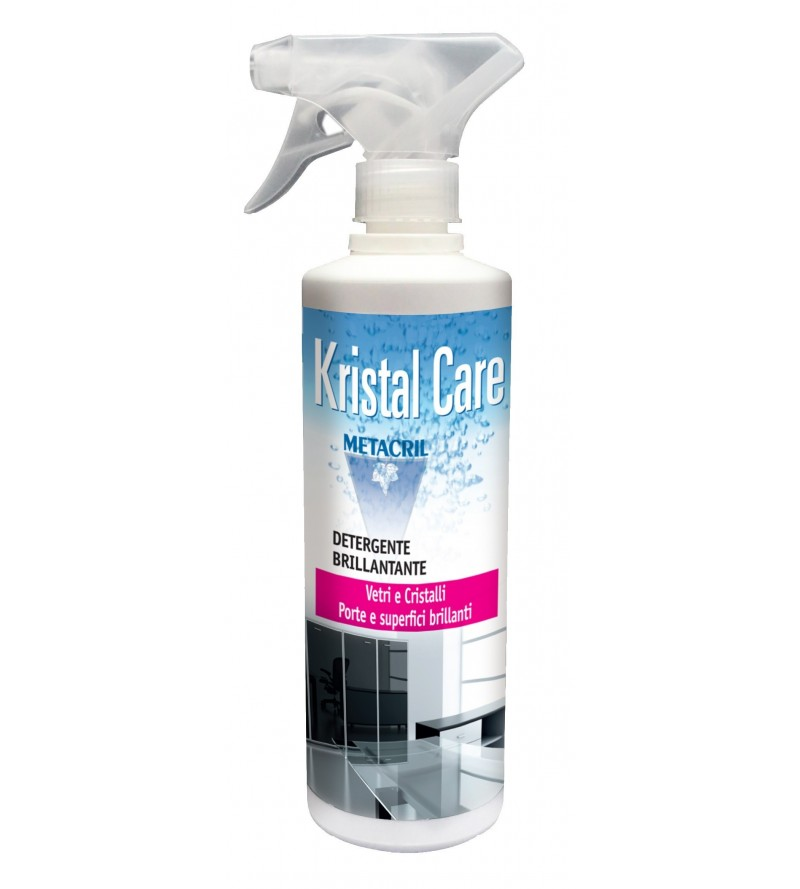 KRISTAL CARE detergent rinse aid for glasses METACRIL 17000501
