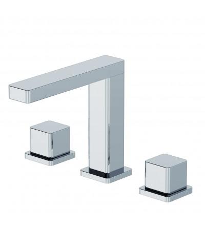 Mezclador para lavabo Ritres agujeros Ritmonio Glitter PR32AE201CRL