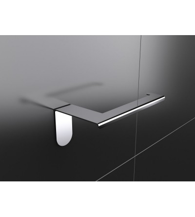 Wall mounted toilet roll holder Capannoli Easy YE107A