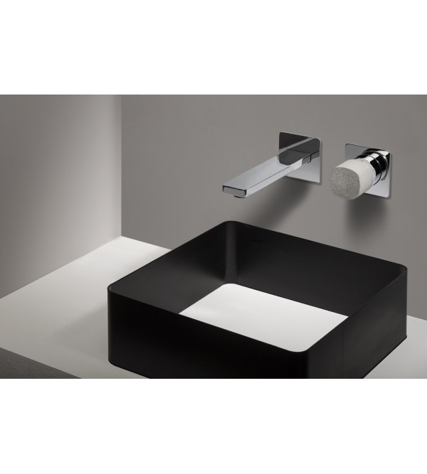 mitigeur lavabo encastr mural ritmonio haptic pr43ay201 rubinetteria shop. Black Bedroom Furniture Sets. Home Design Ideas