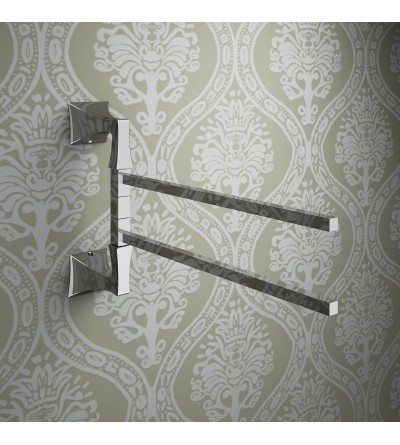 CAPANNOLI-SWIVEL TOWEL HOLDER GOTICA GT111
