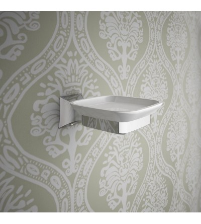 CAPANNOLI-SINGLE SOAP-HOLDER GOTICA GT102