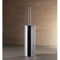 Floor-standing toilet brush...