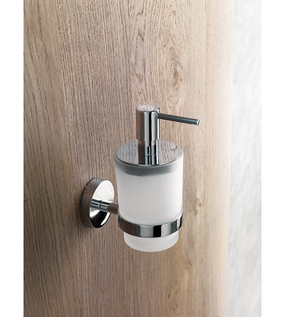 Wall mounted soap dispenser Capannoli Hoop HP116