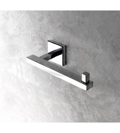 Wall mounted toilet roll holder Capannoli NK107