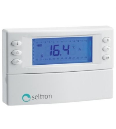 WEEKLY DIGITAL PROGRAMMABLE THERMOSTAT - MAGICTIME PLUS TCW01B