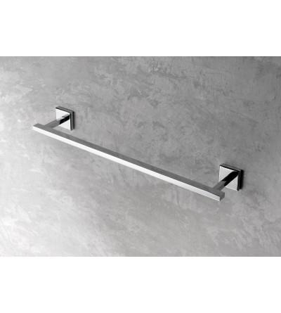 Towel holder in aluminum and zamak Capannoli Nook NK140-NK160