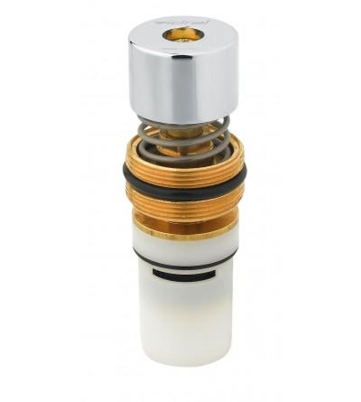 IDRAL-Vitone ricambio con cappuccio per rubinetti a pulsante 09055