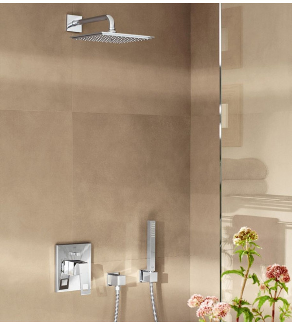 Grohe Complete Set Eurocube For Shower 23409000