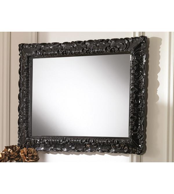 Specchio con cornice capannoli 70x90 art580 rubinetteria shop - Specchio bagno 70x90 ...
