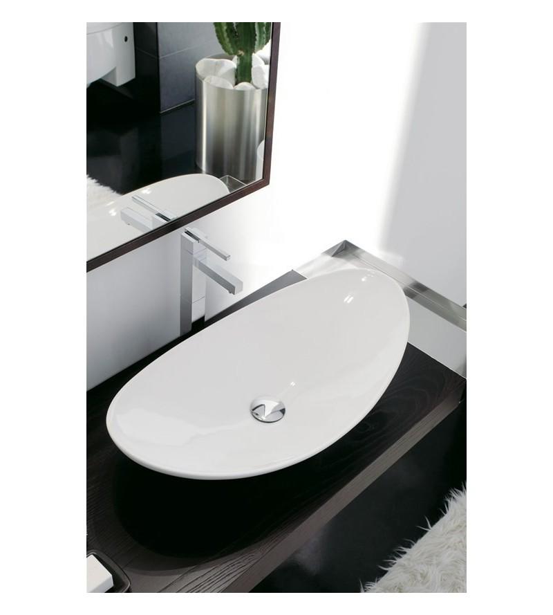 Lay-on washbasin Scarabeo...