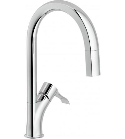 Miscelatore lavello cucina doccia estraibile sofì SI98127