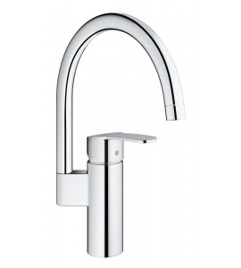 GROHE EUROSTYLE SINGLE LEVER KITCHEN MIXER, TALL SPOUT 30221002