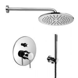 Complete set for shower...