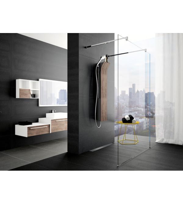 Colonna doccia attrezzata novellini vanity - Rubinetteria Shop