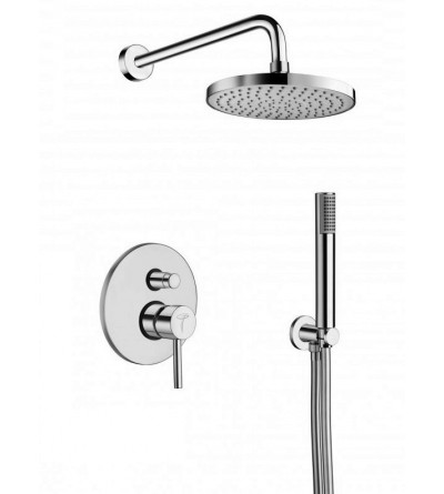 COMPLETE SET FOR SHOWER JESSY POLLINI ACQUA DESIGN KIT150