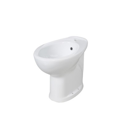 Idral Sanitari - 10207 Easy series Ceramic Bidet H 49 cm