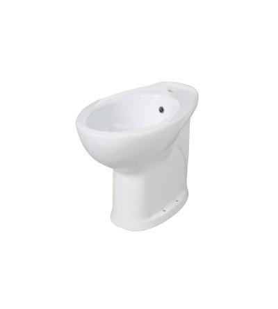 Idral Sanitaire - 10207 Bidet série EASY en céramique H 49cm