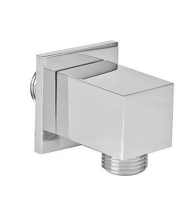 WALL CONNECTION FOR SHOWER SQUARE TYPE BUGNATESE 19253