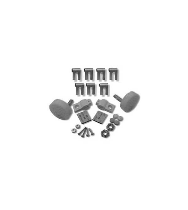 kit fixation baignoire Novellini KITPAN5 KIT DE FIXATION TABLIER BAIGNOIRE V05