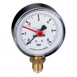 Pressure gauge Caleffi 557